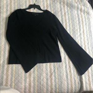 Black Sweater V neck. Accepting Offers